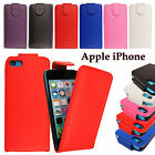 Luxury Magnetic Flip Cover Wallet Leather Case For Apple iPhone Models