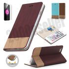 Luxury Fashion Deluxe Leather Wallet Flip Case Cover For Apple iphone 6/6S PLUS