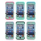 Shockproof Plastic Hard Case Cover Skin For Apple iPod Touch 6 Generation Shell