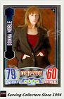 2012 Topps Doctor Who Alien Attax Collectors Card Mirror Foil#41 Donna Noble
