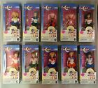 "ONE Vintage 1990s Sailor Moon Adventure Doll 6-1/2 "" tall- Choose from 4 styles"