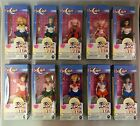 """ONE Vintage 1990s Sailor Moon Adventure Doll 6-1/2 """" tall- Choose from 4 styles"""