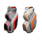 COBRA GOLF CART BAG CARTBAG HERREN MEN'S FLY-Z GREY-FLAME SCARLET INKL. ZUBEHÖR