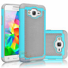 Impact Armor Protective Hybrid Case Cover For Samsung galaxy Grand Prime G530