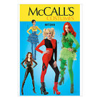 McCall's 7269 Paper Sewing Pattern to MAKE Stretch Unitard Cosplay Steampunk etc
