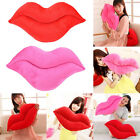 Creative Novelty Lip Plush Decor Cushion Throw Pillow Toys Sofa Chair Sexy Kiss
