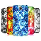 HEAD CASE DESIGNS BOKEH CHRISTMAS EDITION HARD BACK CASE FOR HTC PHONES 3