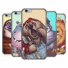 HEAD CASE DESIGNS ANIMAL PLAY HARD BACK CASE FOR APPLE iPHONE PHONES