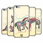 HEAD CASE DESIGNS COLOURFUL ANIMAL SCRIBBLES BACK CASE FOR APPLE iPHONE PHONES