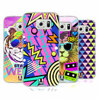 HEAD CASE DESIGNS BACK TO THE 80S SOFT GEL CASE FOR SAMSUNG PHONES 1