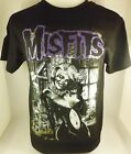 BLK PURP MISFITS LADY DANZIG PUNK ROCKABILLY MEN'S T-SHIRT