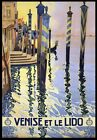 A4 Vintage Old Italian Italy Travel Posters Prints Milan Amalfi Venice Rome