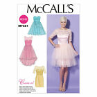 McCall's 7321 Sewing Pattern to MAKE Misses'/Miss Petite Mix & Match Dress