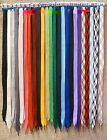 "THICK FLAT FAT SHOELACES SHOE LACES Made in Korea, 3/4"" W, 52"" Long, Ship Fast"