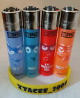#90 Clipper Lighter Lighters EMOTIONS WTF OMG EYES ON YOU  Single/Full Set