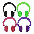 Xit Group Collapsible Bluetooth Stereo On-Ear Headphones - Multiple Colors