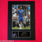 EDEN HAZARD chelsea Mounted Signed Photo Reproduction Autograph Print A4 270