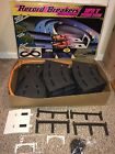 Vintage 80s Hasbro Record Breakers, Super 8 Speedway System Race Car 7585 Set