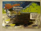 """New Pack of Norton Sand Eel Jr. 4"""" Or Sand Eel 5-1/2"""" Soft Plastic Fishing Lures"""