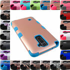 FOR LG PHONE MODELS RUGGED TUFF ARMOR CASE PROTECTIVE DUAL LAYER COVER+STYLUS