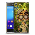 HEAD CASE DESIGNS MAD SCIENTISTS SOFT GEL CASE FOR SONY XPERIA M5