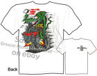 51 Ford Rat Fink T Shirt 1951 Woody Wagon Ed Roth Tee Once A Fink M L XL 2XL 3XL