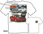 69 Boss Mustang T Shirt 302 1969 Ford Tee The Boss Is Back Sz M L XL 2XL 3XL