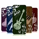 HEAD CASE DESIGNS MUSIKA HARD BACK CASE FOR APPLE iPHONE 5C