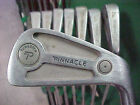 Titleist Pinnacle Tungsten Weights Stainless Steel Golf Clubs Irons RH Set 3-PW