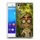 HEAD CASE DESIGNS MAD SCIENTISTS SOFT GEL CASE FOR SONY XPERIA M4