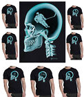 Sport/Fitness On The Brain X-Ray Mens T-Shirt *Choose Your Sport*