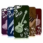 HEAD CASE DESIGNS MUSIK RUCKSEITE HÜLLE FÜR APPLE iPHONE 5 5S