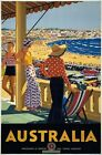 Vintage Popular Retro Travel &amp; Railway Posters Wall Art Prints A5/A4/A3 <br/> *MASSIVE SELECTION - HIGH QUALITY - BUY 2 GET 1 FREE*