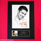 JOE MCELDERRY Mounted Signed Photo Reproduction Autograph Print A4 155