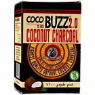 Starbuzz COCOBUZZ 2.0 1kg Large Coconut Shisha Hookah Cocobrico Charcoal 72pcs <br/> THE BEST COCO COAL FROM STARBUZZ AT THE BEST PRICE!