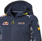 AUTHENTIC PUMA RED BULL RACING F1 TAG HEUER 2016 WOMEN HOODED JACKET 761966-01