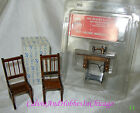 1:12 Scale Vintage Concord Carriage House Town Square Miniatures in Boxes - NEW