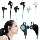 Sports Run Stereo Wireless Bluetooth Headset Headphone Earphone In-ear Handfree