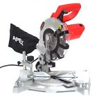 55123 High Performance 1400W Compound Mitre Saw 210mm Chop Saws Corded 1400 Watt