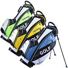 Golf Carry Cart Bag 14-Way Dividers Stand Set Kit w/Ball Cap -Choose a Color