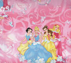 DISNEY  Princess Blossom scenic : 100% cotton LICENSED fabric by the 1/2 metre