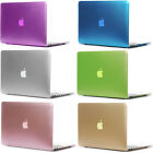 "C Metal Hard Clip On Case Cover Shell Skin f Macbook Air Pro Retain 11""12""13""15"""