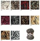 James C Brett Flutterby Animal Prints Super Chunky Wool Yarn - All Shades