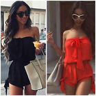 High Quality  Jumpsuit  comfortable  leisure time  sandy beach  Dress