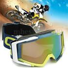 Eyewear Protect Racing Helmet Goggle For Off Road Motocross Country Motorcycle