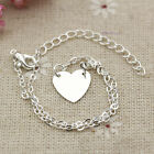 1pcs Women Lady Heart Love Ankle Chain Anklet Bracelet Foot Fshion Jewelry Beach