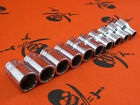 Snap-On Tools SWM (10-19mm) Metric 1/2 Drive 12-Point Shallow Sockets PICK SIZE