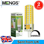 MENGS® G4 7W LED Light With Silicone 72x 2835 SMD LED Bulb In Warm/Cool White