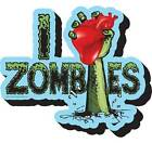 I Heart Zombies Chunky Magnet The Walking Dead ** ONLY 3 LEFT **