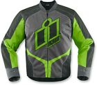 Icon Overlord 2 Jacket Green sizes M-XL